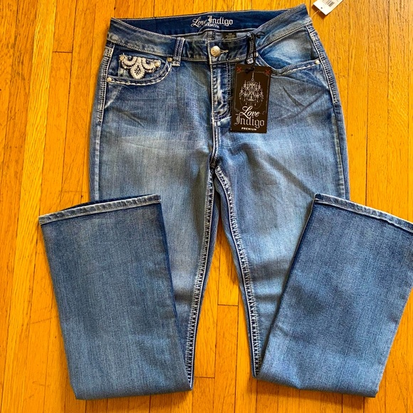 Love Indigo Size 12 jeans
